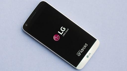 سوختن هارد گوشی ال جی