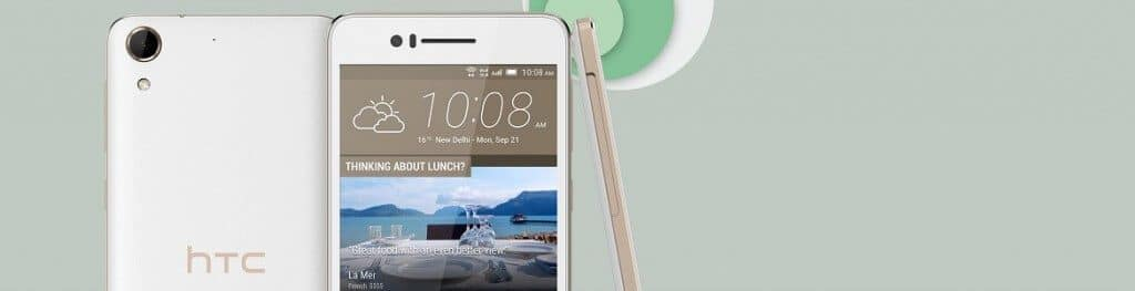 تعویض LCD شکسته HTC