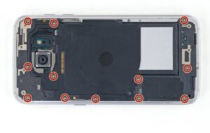 تعویض باتری گوشی سامسونگ S7Edge